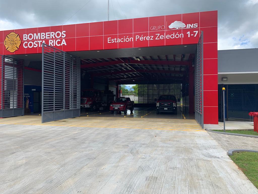 Estación de Bomberos San Isidro del General